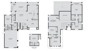 Floorplan for Chaparral