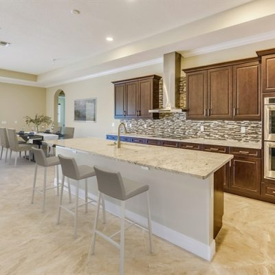 Staged Kitchen/Dining- Lot 8