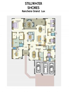 Floorplan for Ranchera Grand Lux
