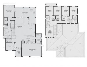 Floorplan for Sedona Grande