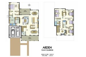 Floorplan for Elmridge