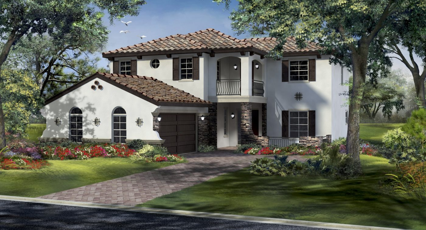 Photo of Gardenia Floor Plan
