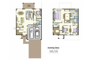Floorplan for Morning Glory
