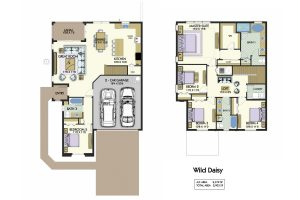 Floorplan for Wild Daisy