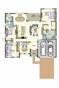 Floorplan for Isabella